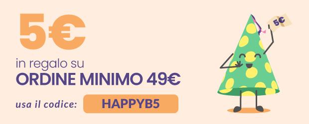 regalo 5 euro
